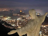 Статуя Иисуса Христа в Рио-де-Жанейро