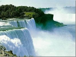 Ниагарский водопад фото 3