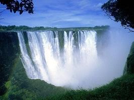 Водопад Виктория фото 1