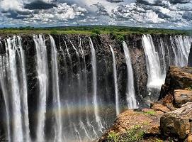 Водопад Виктория фото 2