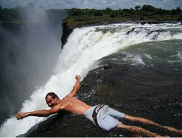 Водопад Виктория фото 3