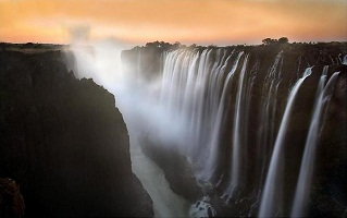 Водопад Виктория фото 5