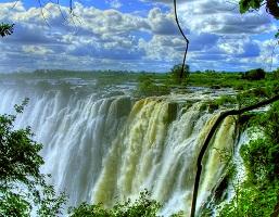 Водопад Виктория фото 6